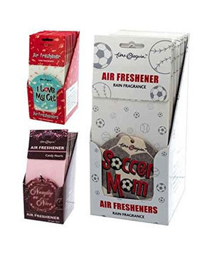 Kole Imports Bulk Buys Air Freshener Counterop Displays Case Of 25