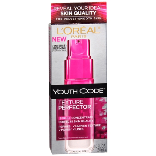 L'Oréal Paris Youth Code Texture Perfector Serum Concentrate, 1 oz