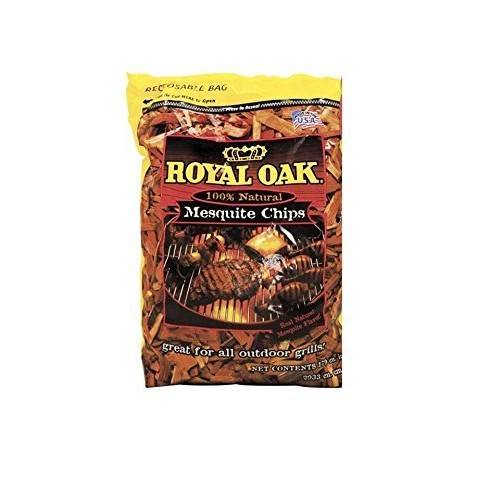 Royal Oak 199301095 Mesquite Wood Chips