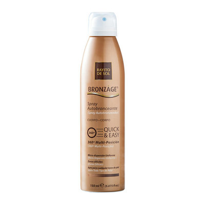 Rayito de Sol Bronzage Gradual Bronzing Spray