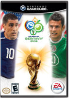 EA FIFA 2006 World Cup Germany Gamecube