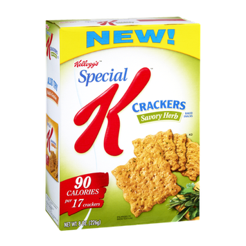 Kellogg's® Special K® Savory Herb Baked Snacks Crackers
