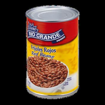 Rio Grande Foods Beans Red