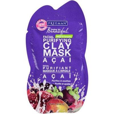 Freeman Feeling Beautiful Purifying Clay Acai Facial Mask