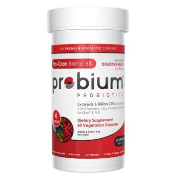 Probium Probiotics Pro-Cran Blend 6B, 60 ea