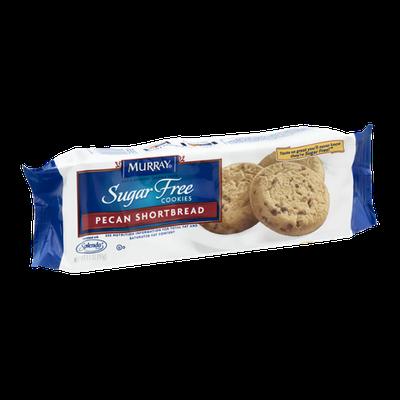 Murray Sugar Free Cookies Pecan Shortbread