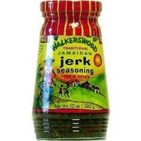 Walkerswood Traditional Jamaican Jerk Seasoning 10 Oz (Pack of 12)