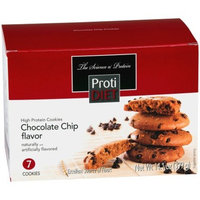 ProtiDiet High Protein Cookies Chocolate Chip Flavor (7 cookies)