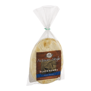 One Republic Flatbreads Artisan-Style Naan Bread - 3 CT