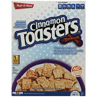 Malt O Meal Mom Brand Cinammon Toasters, 12 Ounce