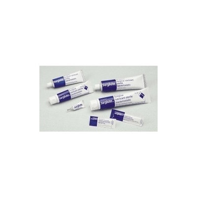Surgilube sterile surgical lubricant foilpac - 144 X 5 gm
