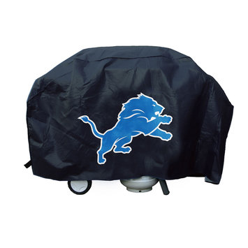 Rico Detroit Lions Deluxe Barbeque Grill Cover