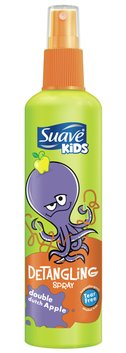 Suave Kids® Double Dutch Apple Detangling Spray