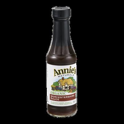 Annie's Naturals Organic Worcestershire Sauce