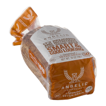 Angelic Bakehouse Sprouted Seven-Grain Bread