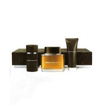 Kenneth Cole New York Signature Set 3pcs (3.4 Oz Spy + 2.5 A/s + 2.6 Deorant Stick) By Kenneth Cole