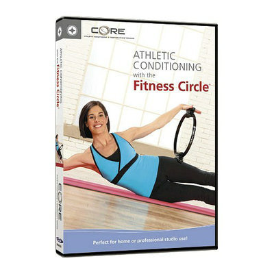 STOTT PILATES DVD - Athletic Conditioning with the Fitness Circle