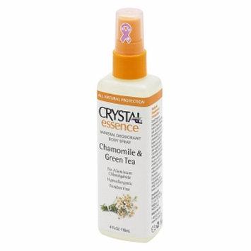 Crystal essence Deodorant Spray
