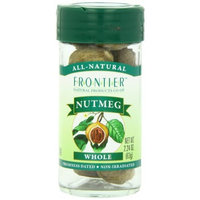 Frontier Nutmeg Whole Seed, 2.24 Ounce