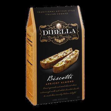 DiBella Biscotti Apricot Almond