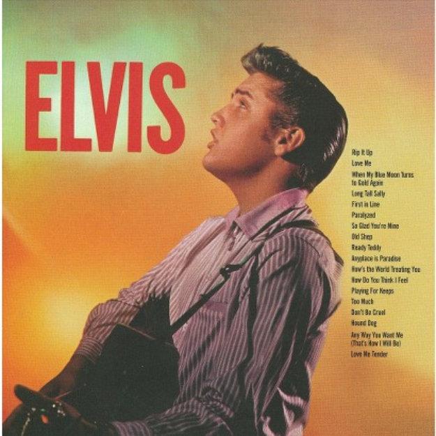 Aec Elvis Presley - Elvis [US 2005 Bonus Tracks]