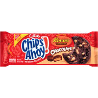 Nabisco Chips Ahoy! Chewy Chocolate Cookies Made With Reese's Peanut Butter Cups