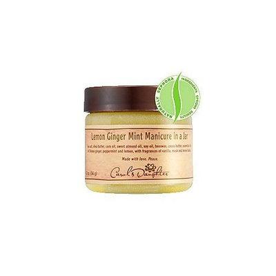 Carol's Daughter Lemon Ginger Mint Manicure In A Jar