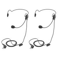 U5500M Universal Headset (2 Pack) Replacement for Motorola 53815