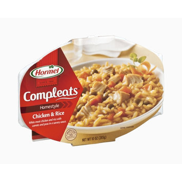 Hormel Compleats Homestyle Chicken & Rice