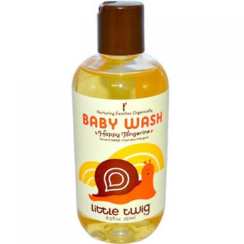 Little Twig Organic Baby Wash Essentials Set