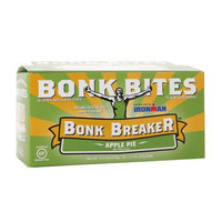 Bonk Breaker Bonk Bites Gluten-Free Energy Bar, Apple Pie