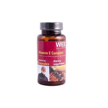Dr. Weil Weil Vitamin E Complex, L-Vcaps 60 ea