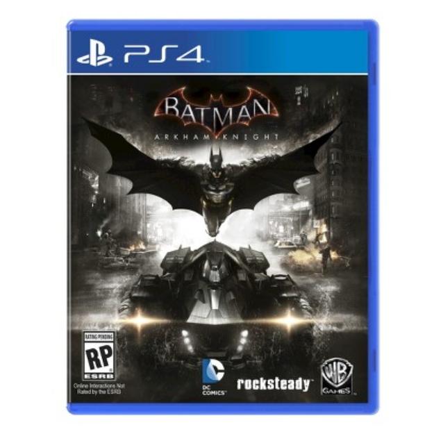 Simply Perfect by Warner's Batman: Arkham Knight (PlayStation 4)