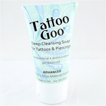 Lakeview Laboratories Tattoo Goo Deep Cleansing Antibacterial Aftercare Soap