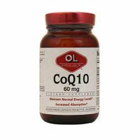 Olympian Labs Coenzyme Q10 60 mg 60 Capsules