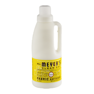 Mrs. Meyer's Clean Day Fabric Softener