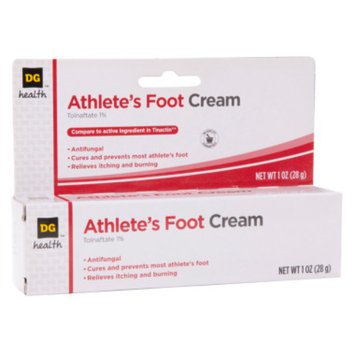 DG Health Athlete's Foot Cream - 1 oz