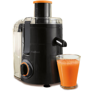 West Bend Juice Extractor, Grey