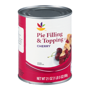 Ahold Pie Filling & Topping Cherry