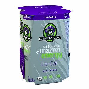 Sambazon All Natural Amazon Energy Lo-Cal