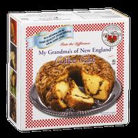 My Grandma's of New England Coffee Cake Cinnamon Walnut