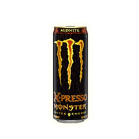 Monster Energy Monster X-presso Coffee Energy Drink, Midnite, 9.6-Ounce Cans (Pack of 12)