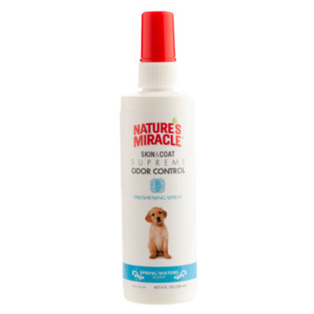 Nature's Miracle® Spring Waters Scented Dog Freshening Spray