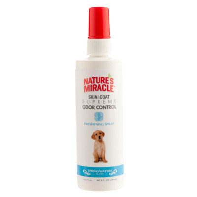 Nature's Miracle NATURE'S MIRACLETM Spring Waters Scented Dog Freshening Spray