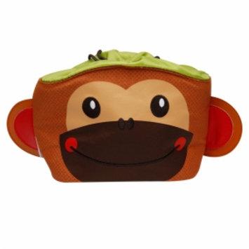 Fit & Fresh Yum Buddies Insulated Lunch Bag, Monkey, 1 ea