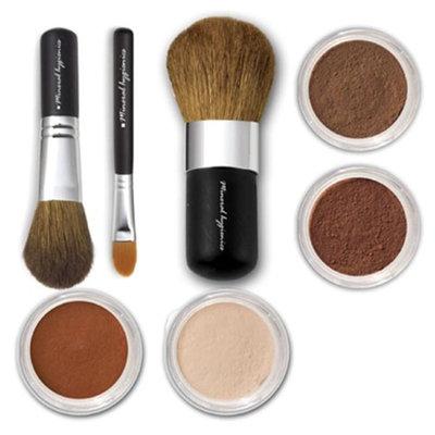 Mineral Hygienics Mineral Makeup Starter Kit - Dark