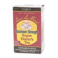 Laci Le Beau Super Dieter's Tea Bags Maximum Strength Cinnamon Spice