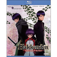 Hakkenden: Eight Dogs of the East