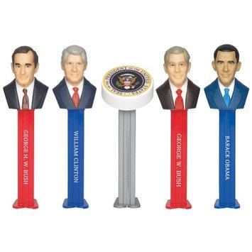 Pez Candy, Inc. US Presidents Of The United States Volume 9 PEZ Set: George H.W. Bush-Obama