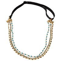 Dauphines of New York Forever Yours - Turquoise/ Pyrite